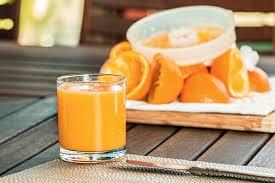 Orange juicing